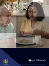 Evidence Based Nursing: 12 (1)